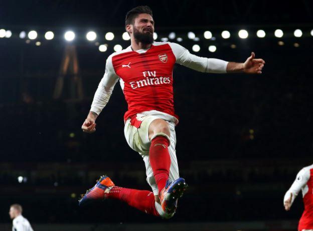 Oliver Arsenal